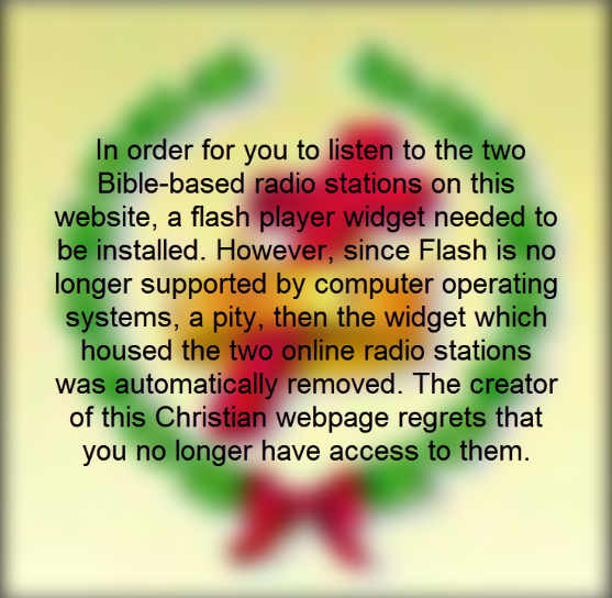 Truth Broadcasts Unavailable Notice